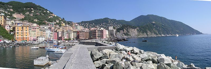 camogli package tour