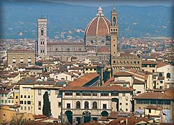 Florence hotel and tour