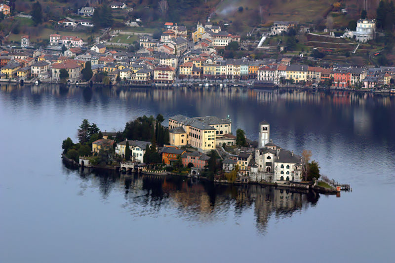 Orta Lake package tour