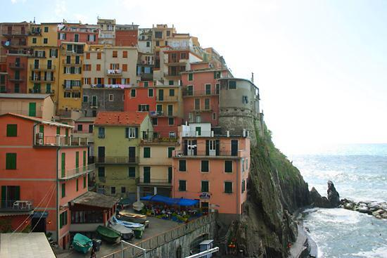 liguria tour package