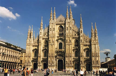 milan package tour