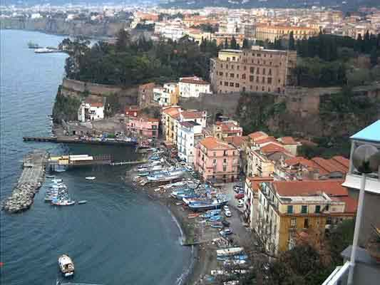 Sorrento Caprii full day tour, Italy vacation packages and sightseeing tours